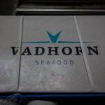 At Vadhorn fish factory