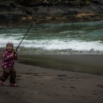 Local kids fishing