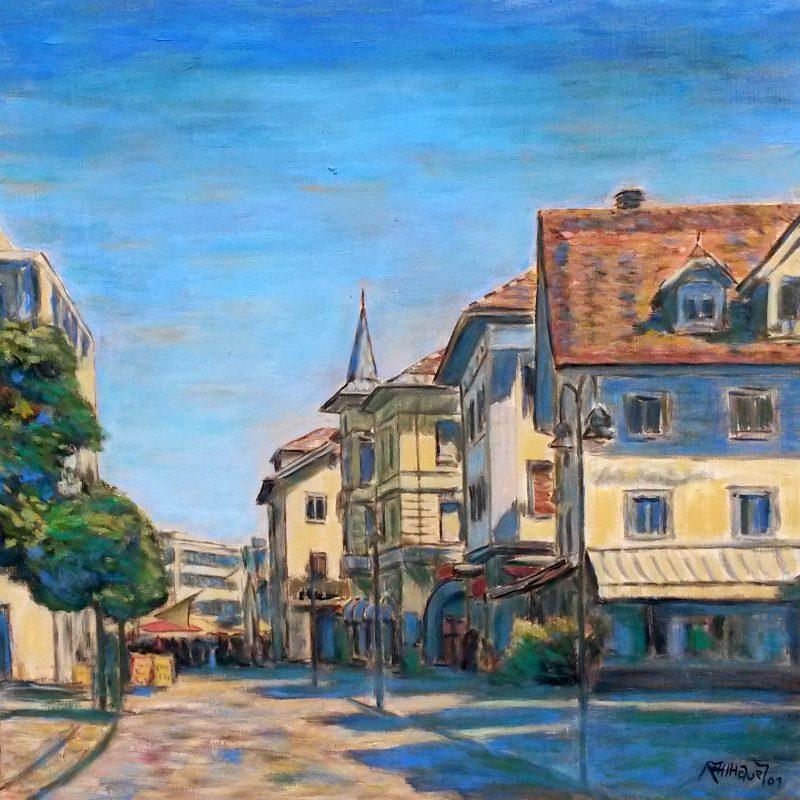 Marktstraße Dornbirn